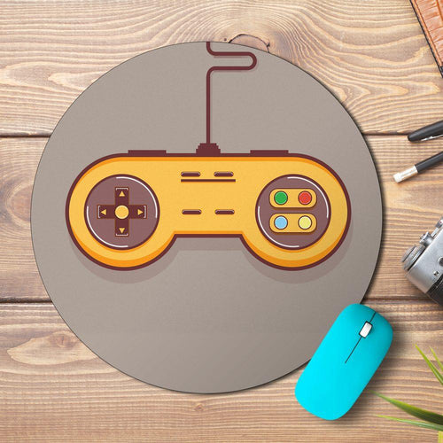 Gaming Console Design Mousepad - PrintNawab