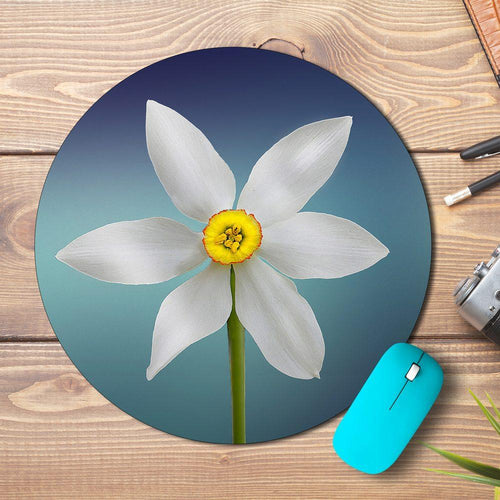 Flower Design Mousepad - PrintNawab