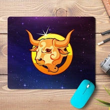 Load image into Gallery viewer, Taurus Zodiac Design Mousepad
