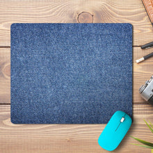 Load image into Gallery viewer, Denim Texture Design Mousepad - PrintNawab