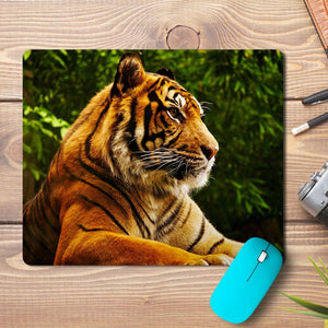 Tiger Nature Design Mousepad