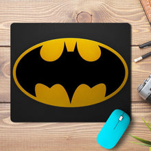 Load image into Gallery viewer, Bat Logo Design Mousepad - PrintNawab