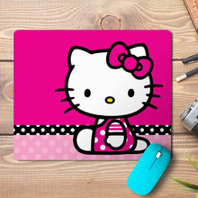Load image into Gallery viewer, Kitty Cute Design Mousepad