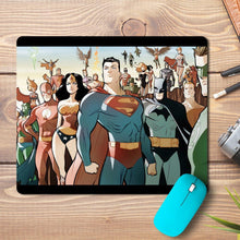Load image into Gallery viewer, Superhero League Design Mousepad