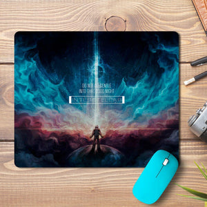 Interstellar Abstract Design Mousepad - PrintNawab