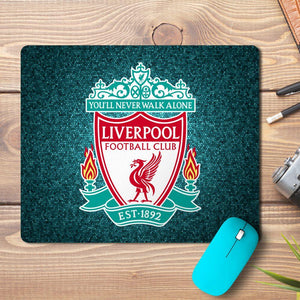 Liverpool Jersey Design Mousepad