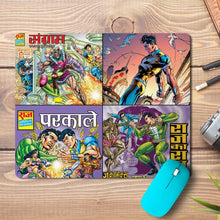 Load image into Gallery viewer, Nagraj Dhruv Comic Design Mousepad