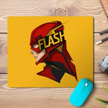 Load image into Gallery viewer, Flash Face Design Mousepad - PrintNawab