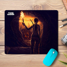 Load image into Gallery viewer, Tomb Raider Girl Design Mousepad