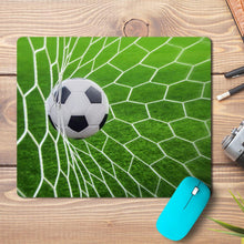 Load image into Gallery viewer, Football Design Mousepad - PrintNawab