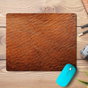 Leather Pattern Design Mousepad