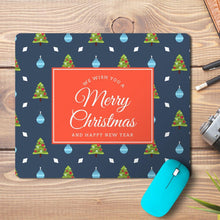 Load image into Gallery viewer, Merry Christmas New Year Abstract 9 Design Mousepad