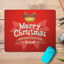 Load image into Gallery viewer, Merry Christmas Everyone Design Mousepad