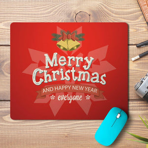 Merry Christmas Everyone Design Mousepad
