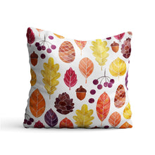 Load image into Gallery viewer, Autumn Cone Pine Printed Cushion - PrintNawab
