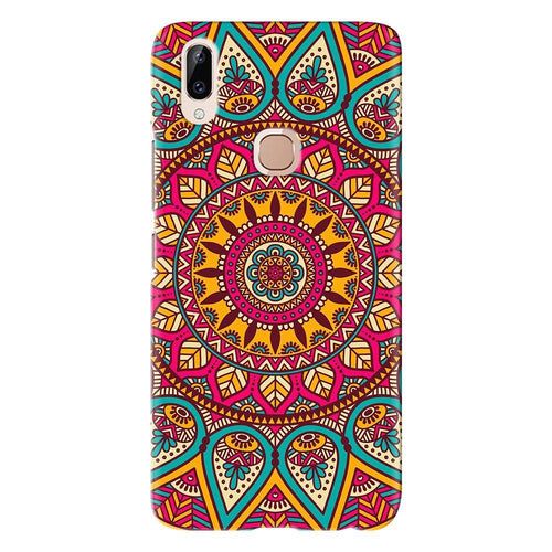 Ethnic Mandala Abstract Design Cover - vivo y83 pro - PrintNawab