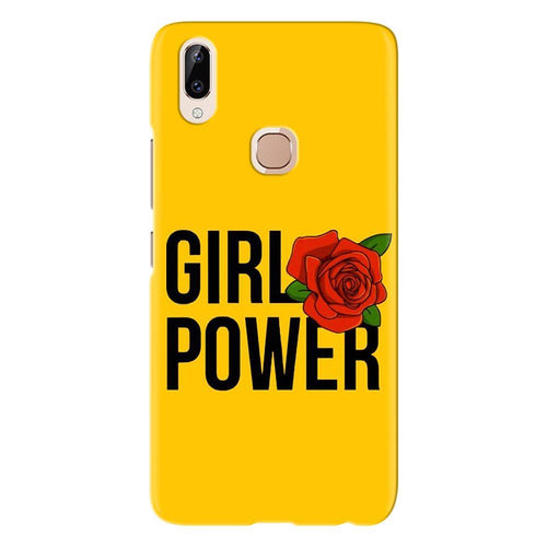 Girl Power Quote Design Cover - vivo y83 pro - PrintNawab