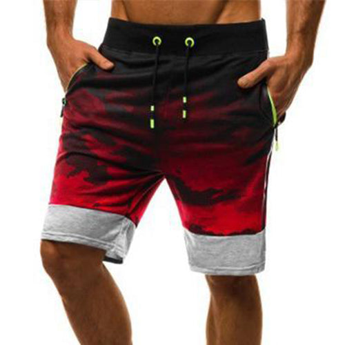 Men's Fashion Casual Camouflage Shorts