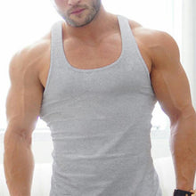 Load image into Gallery viewer, Men's Casual Tight-Fitting Running Sleeveless Vest