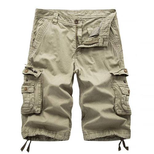 Men's Summer Tooling Style Shorts
