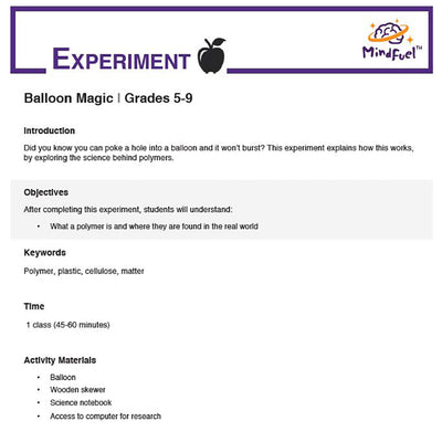 Balloon Magic