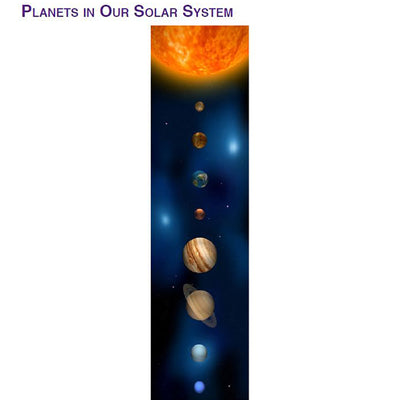 Sky Science - Scale Solar System