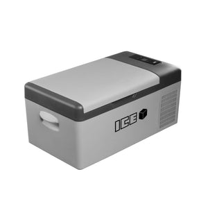 Mini 16 qt Portable Mini Car Refrigerator 12 Volt Fridge Freezer