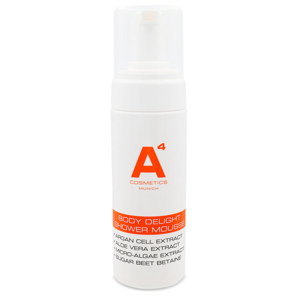 A4 Body Delight Shower Mousse 150ml