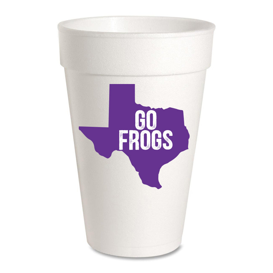Go Frogs