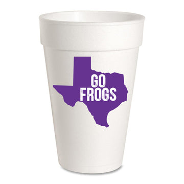 25 Pack - Go Frogs