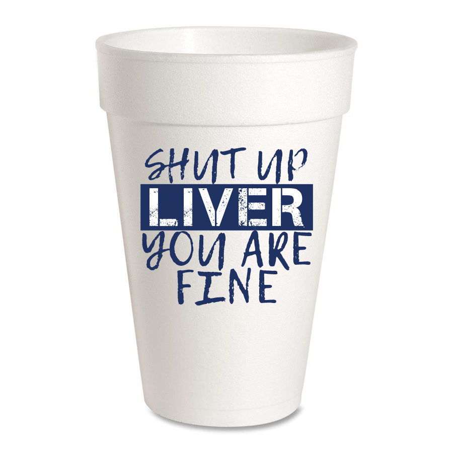 Shut Up Liver, You are Fine