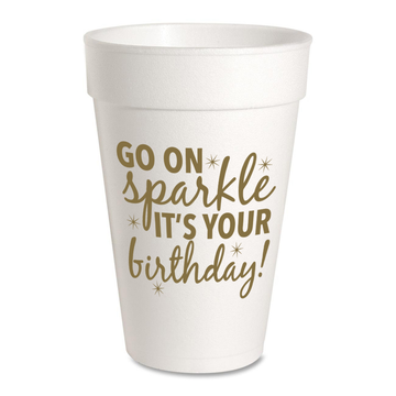 Go on Sparkle ... It's Your Birthday!