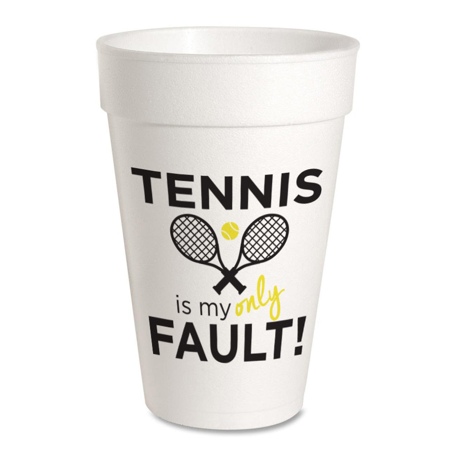 Tennis is My Only Fault - 5 Pack