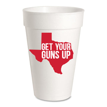 25 Pack - Get Your Guns Up