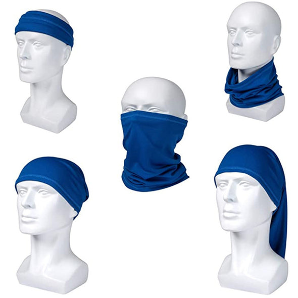 Face Covering for Women Men UV Protection Scarf Dust Outdoors Festivals Sports