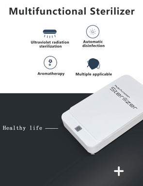 UV Cell Phone Sanitizer Kills Bacteria And Viruses