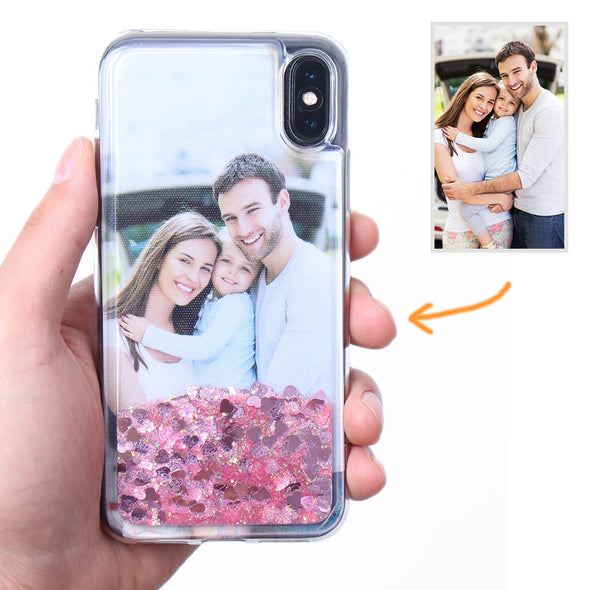 Custom iPhone Phone Case|Personalized Photo Phone Case for iPhone