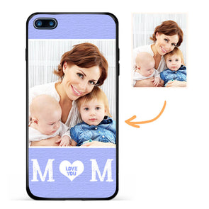 Custom Mom Photo Protective iPhone Case