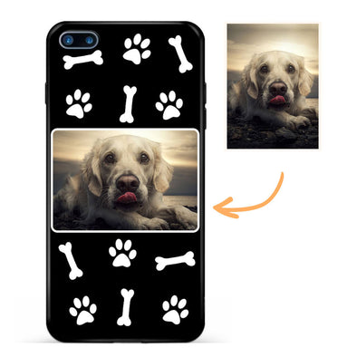 Custom Pet Dog Cat Photo Protective iPhone Case