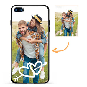 Custom Protective iPhone Case|Lover Photo