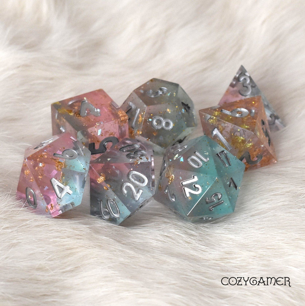 Sharp Edge Resin Dice