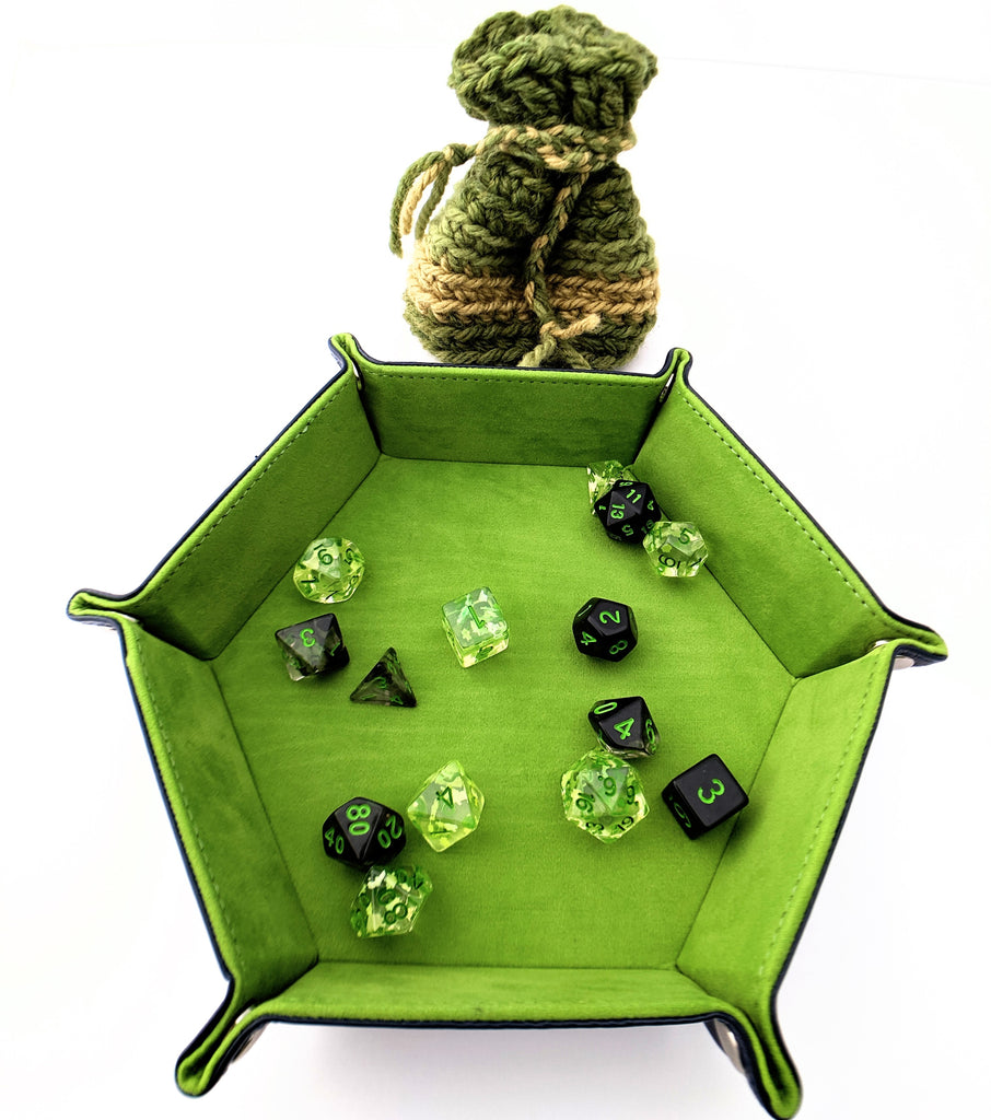 Dice Storage and Accessories