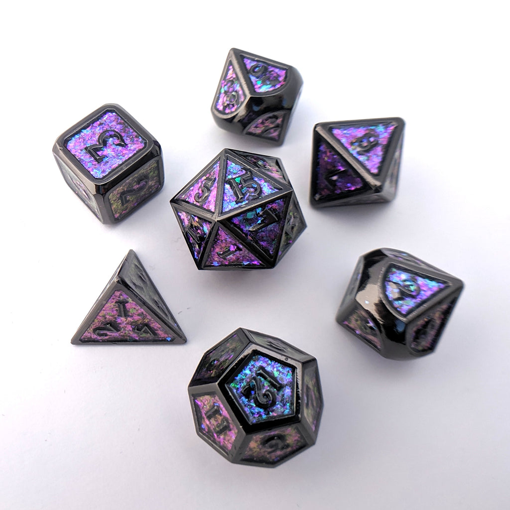 Metal Dice Sets