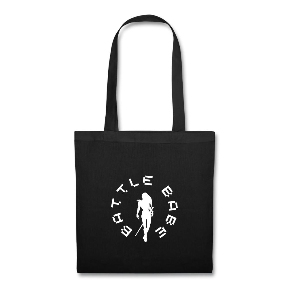 Battle Babe Tote Bag - CozyGamer