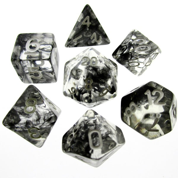 Squid Ink Dice Set