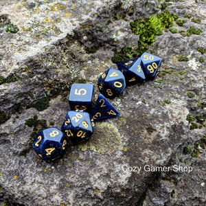 Endless Night Dice Set-Dice sets-CozyGamer