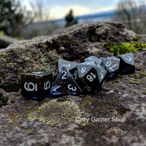 Wizard Orb Dice Set-Dice sets-CozyGamer