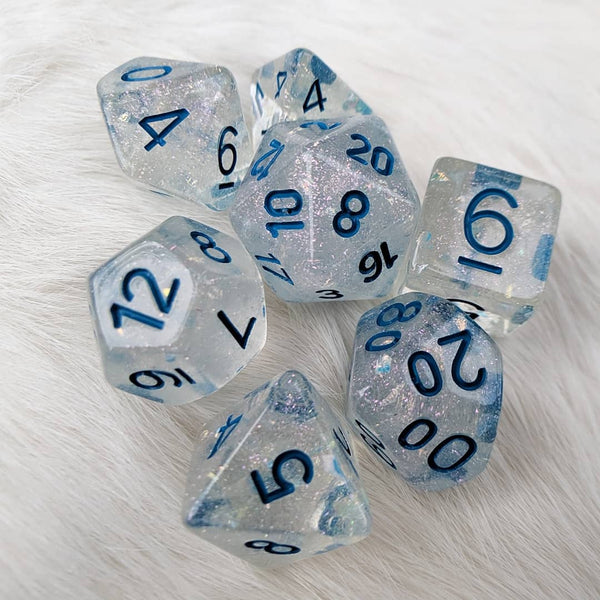 Flawed Dice Sets! Discount B and C grade Cozygamer Originals