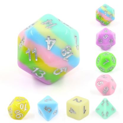 Harmony Source Dice Set - CozyGamer