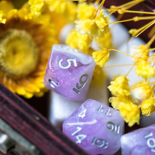 Magic Tome Dice Set - CozyGamer